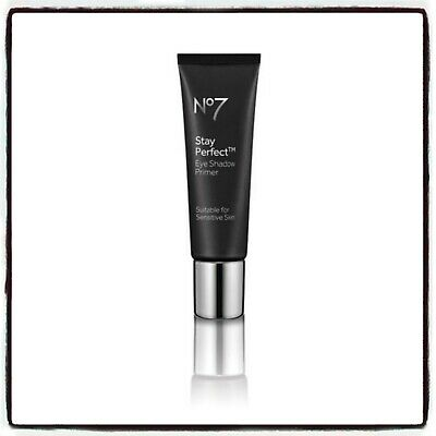 No7 by Boots Stay Perfect Eye Shadow Primer 10ml RRP £9.50 UNUSED - FREE POSTAGE