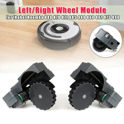 Left Right Wheel Module For iRobot Roomba 500 600 700 800 Series Vacuum Cleaner