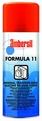 Ambersil 31542 Formula Eleven Dry Film Release For Electronics Polymers 400 ML