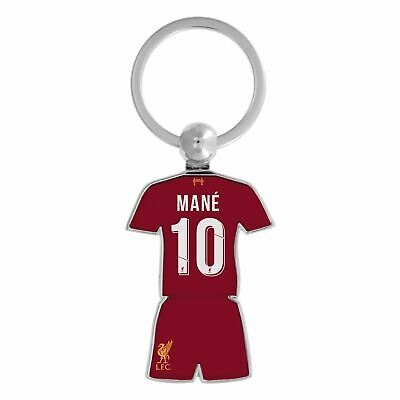 Liverpool FC Red Football Man� Kit Keyring 19/20 LFC Official