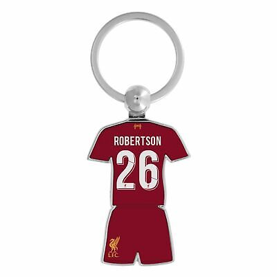 Liverpool FC Red Football Robertson Kit Keyring 19/20 LFC Official