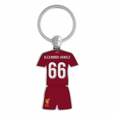 Liverpool FC Red Football Trent Kit Keyring 19/20 LFC Official