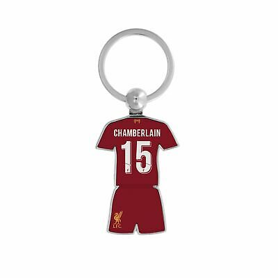 Liverpool FC Red Football Ox Kit Keyring 19/20 LFC Official