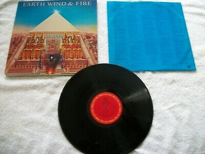 WIND & FIRE Earth - All 'n All (Limited Flaming Vinyl) Vinyl