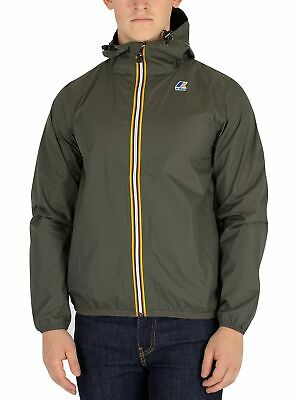 3f2aa97dd5 K-WAY MEN'S LE Vrai Claude 3.0 Jacket LET IT RAIN - $33.78 | PicClick