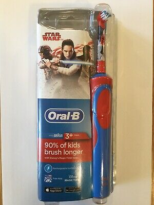 Braun Oral-B Star Wars Stages Power Kids Electric Toothbrush for Children