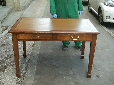 Antique Vintage Office Writing Desk With Draws, Home Office, House, Design,