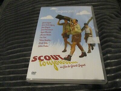 """DVD """"SCOUT TOUJOURS"""" Gerard JUGNOT"""