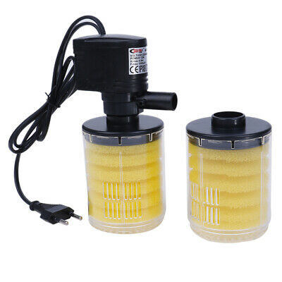 Submersible Water Internal Filter Pump For Aquarium Fish Tank JCAU