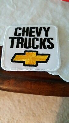 chevy truck patch