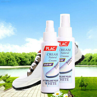 17DC Shoe Care Cream White Shoe Cleaner Shoe Tool Magic Casual Shoes Leather