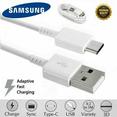 Fast Charger Cable Lead Charge Cord for Samsung Galaxy S9 S8 S7 S6 Edge Note 9 8