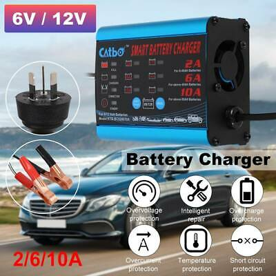 Battery Maintainer & Charger 12V Boat Motorcycle Vintage Car