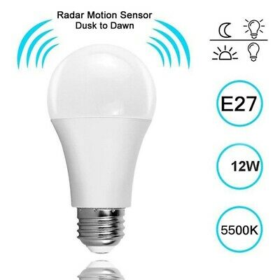 Energy Saving Intelligent Emergency Rechargeable Lamp Household Outdoor LED Bulb