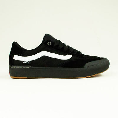Vans Berle Pro Trainers Shoes Brand New in Black/Black UK Sizes 6,7,8,9,10,11