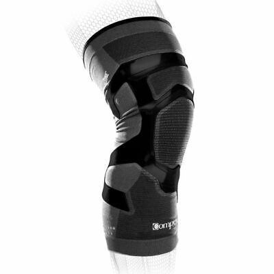 Compex Trizone Knee Compression Support Sleeve - Reduce Inflammation, Swelling