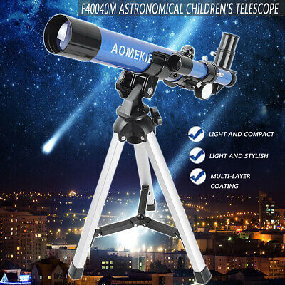 40070 Portable Astronomical Refractor Telescope Space Spotting Scope With Tripod