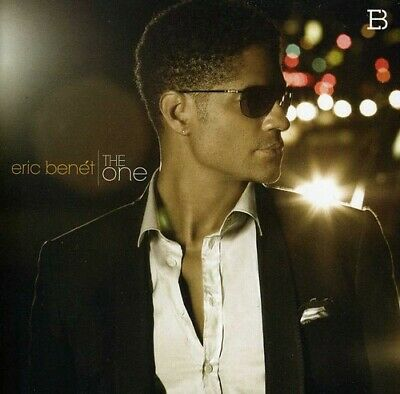 Eric Benet - The One CD NEW
