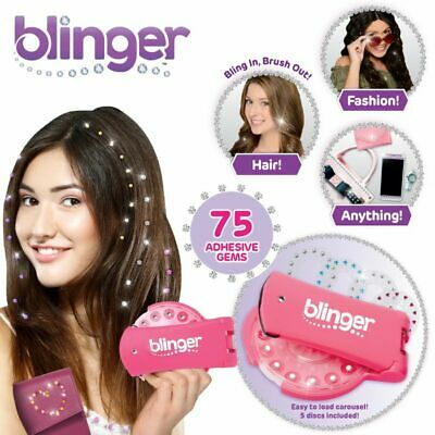 Blinger The Glam Styling Tool For Kids To Add Sparkle To Hair Clothes & More
