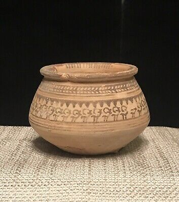 1,500 BC Ancient Indus Valley Terracotta Pottery