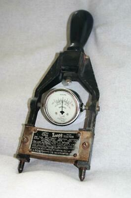 Vintage Car & Tractor Battery Tester by Legg Industries