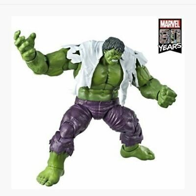 Marvel Legends Hulk Action Figure 80 Anniversary Wolverine Hulk 2 Pack Hulk Only