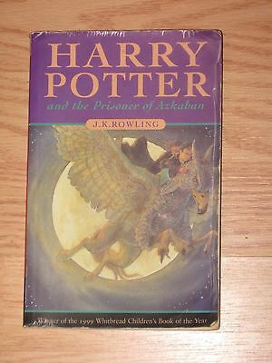 HARRY POTTER and the Prsoner of Azkaban #3 RAINCOAST J K Rowling PB BOOK