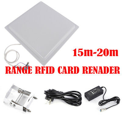 ARDUINO LONG RANGE UHF RFID Reader with waterproof antenna wiegand+