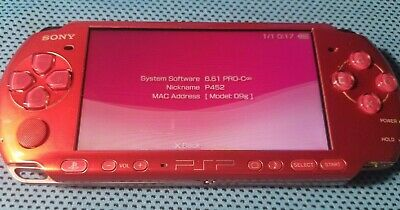 SONY PSP 1000 128GB Hacked Modded 111 PSP 45 PS1 & more Retro