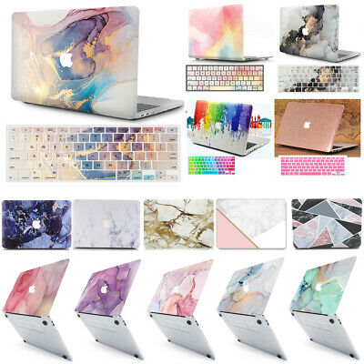 "For 2010-2018 MacBook Air 13"" A1466 A1932  Multicolored Pattern Hard Case Shell"