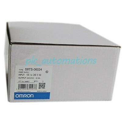 New in Box OMRON S8TS-06024 S8TS06024 Switching Power Supply #RS8
