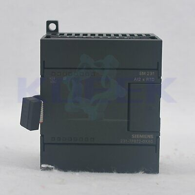1PC Used Siemens PLC S7-200 Series EM231 6ES7 231-7PB22-0XA0 Fast delivery