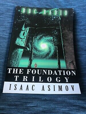 The Foundation Trilogy by Isaac Asimov (2010, Paperback) BBC Radio
