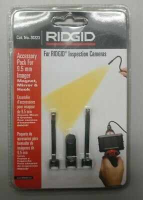 Ridgid 30223 for 9.5mm Imager Magnet, Mirror & Hook - Free Ground Shipping USA