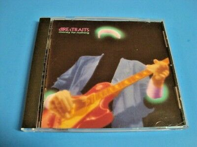 Money for Nothing by Dire Straits (CD, Oct-1988, Warner Bros.) BMG