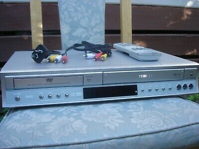Toshiba SD-34VL DVD player/VCR combo with remote