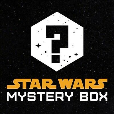 Funko Pop! Star Wars Mystery Box (Includes Exclusives)