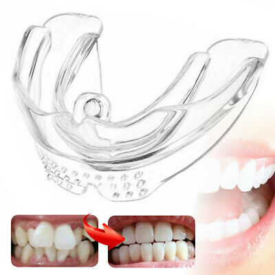 Pro Mouth Guard Orthodontic Teeth Retainer Dental Straighten Corrector Braces