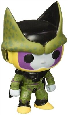 Funko Anime: Dragon Ball Z - Perfect Cell Pop! Vinyl Figure (Includes Compatible