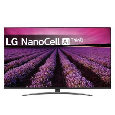 LG 55SM8200 TV LED 55'' 4K UltraHD Nano Cell Tv Smart TV Nero Gamma New 2019
