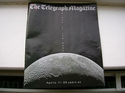 The Daily Telegraph Magazine Apollo 11: 50 Years On 20 July 2019 Moon Landing So
