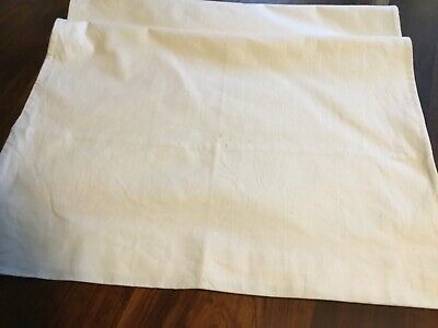 Vintage Actil Pillow cases Pair