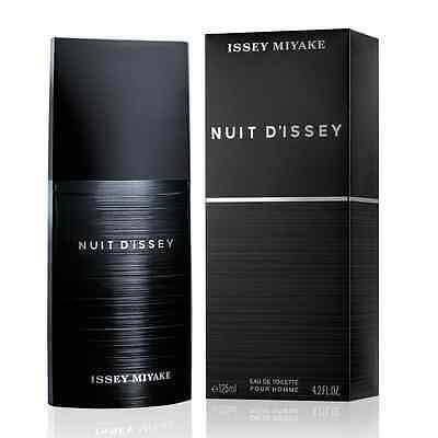 Issey Miyake Nuit D'issey Pour Homme Profumo Edt 125 Ml