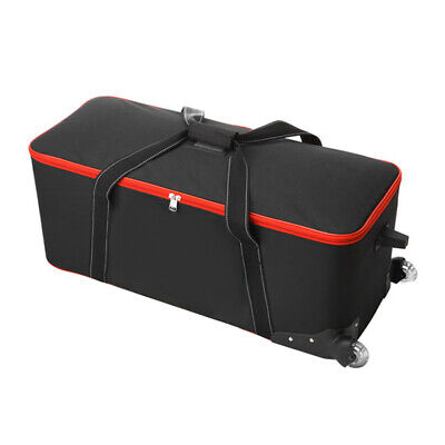 Large Roller Bag Professional Quality Standard Photo Equipment Case with Wheels
