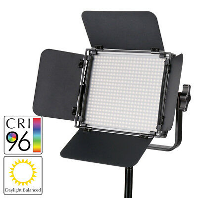 LED Daylight Lighting Panel Super Bright CRI95 Interview Video Lights 5500K 36W
