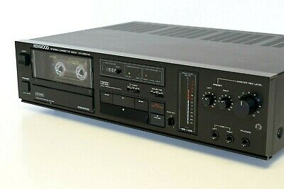 Kenwood KX-550HX Stereo Cassette Deck Tape Player/Recorder HX PRO Made In Japan