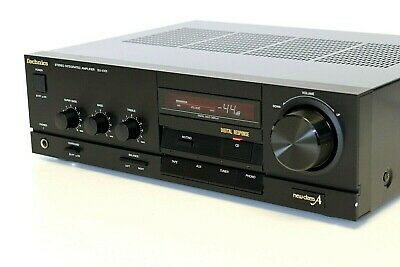 Technics SU-X101 Stereo Integrated Amplifier Hi-Fi Separate With Phono Input