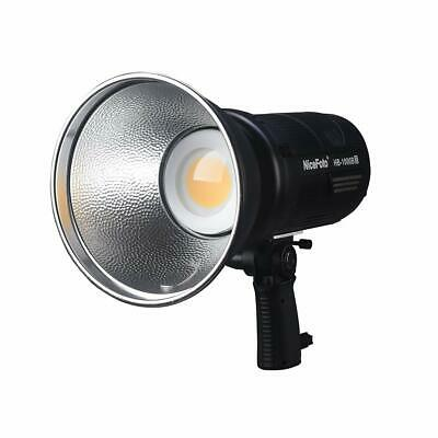 LED Continuous Lighting Light Portable Battery Dimmable Powerful 100W