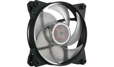 MasterFan Pro 120 Air Pressure RGB PACK, ventola 120mm LED, 650  1500 RPM, 3in1