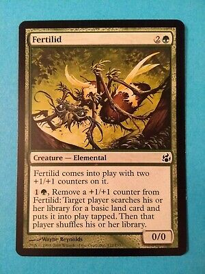 Fertilid 1X SP Morningtide MOR MTG Magic the gathering